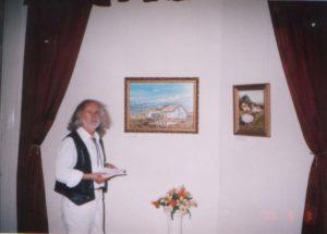 Művészettörténész véleményezi Havasi Ica munkáit.