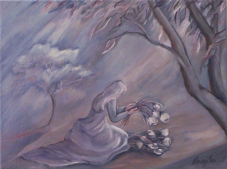 Formába térített szeretet festménye