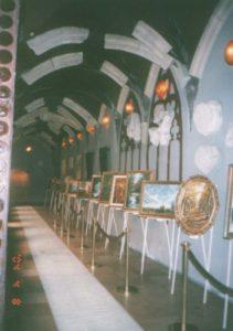 Havasi Ica kiállítás a Budai Várban