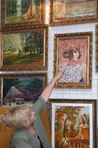 Havasi Ica festménygalériában