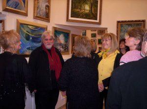 Főtér Galéria Havasi Ica született Markó Ilona festmények